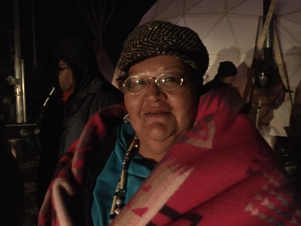 'I'm here until they're done': Standing Rock protesters savour a victory, but not packing up just yet Standing-rock-kasto