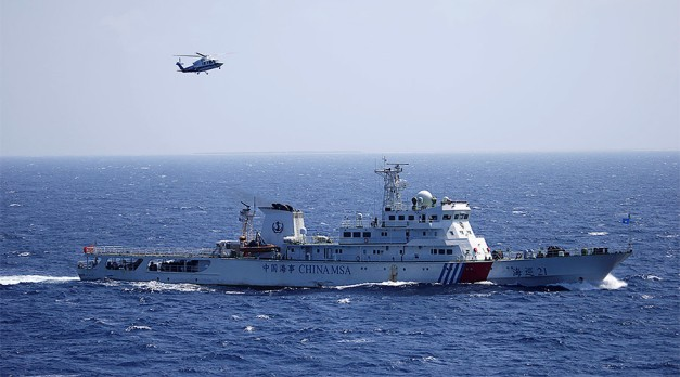 Only 'large-scale war' would allow US to block Beijing from S. China Sea islands, state media warns
