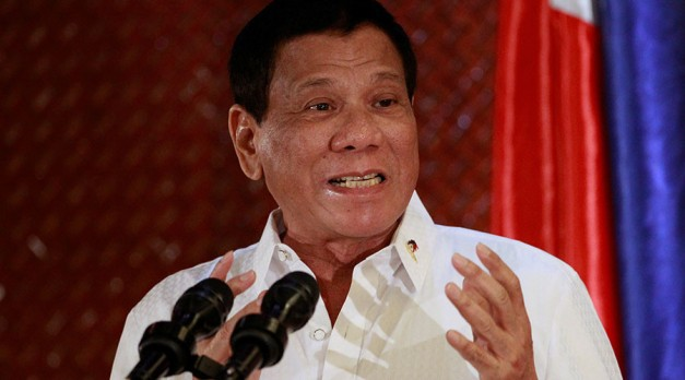 Duterte accuses Catholic Church of being 'full of sh*t'