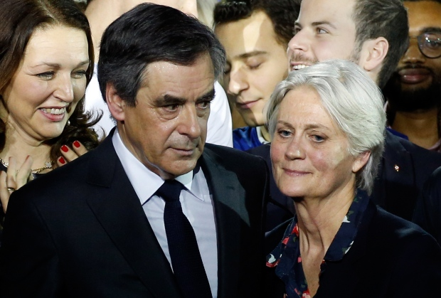 FRANCE-ELECTION/FILLON