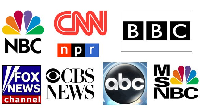 Image: Fake news: Mainstream media already caught reporting 3 lies on President Trump's first day