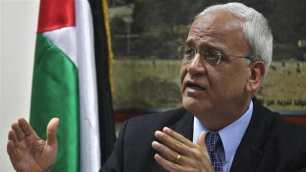 Secretary General of the Palestine Liberation Organization Saeb Erekat