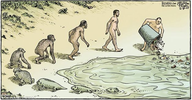 satirical evolution pictures