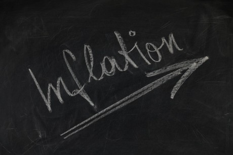 Inflation Blackboard - Public Domain