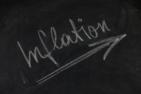 Inflation Blackboard - Public Domain
