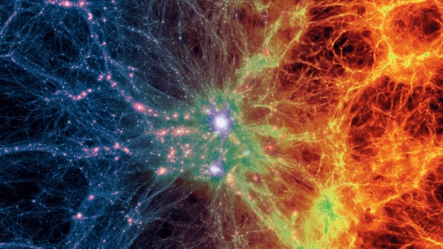 Is our universe merely a hologram?