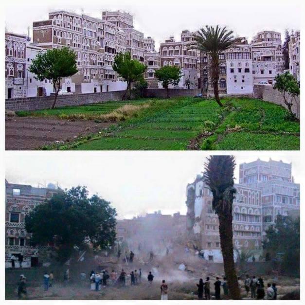 Yemen before