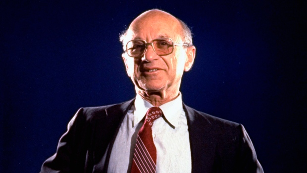 Free-market economist Milton Friedman believed in a form of guaranteed basic income.