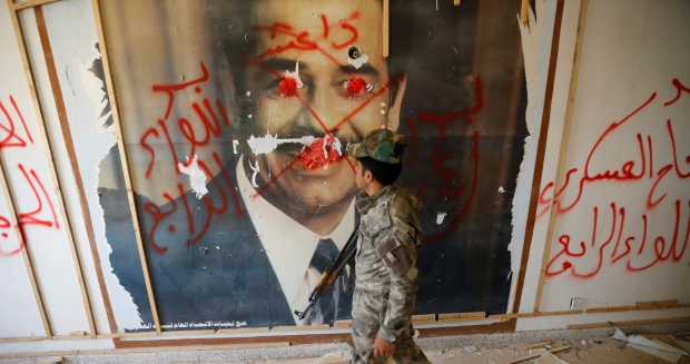 MIDEAST-CRISIS/IRAQ-FALLUJA