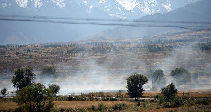 Urumqi, farwest China's Xinjiang region