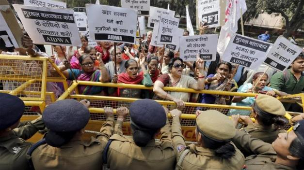 There have been other recent incidents of sexual assault involving religious men in India [FILE: Reuters]