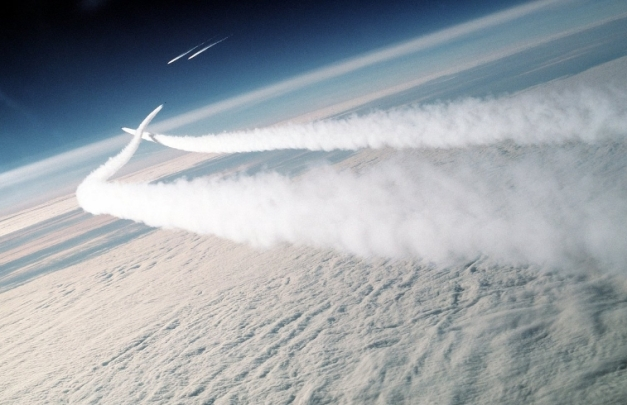 Image: Weather modification programs have been run by the US government since 1953