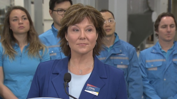 B.C.Liberal party leader Christie Clark defends her government's enhanced tax rebate program for international business arguing it creates jobs and revenue but no figures are available for the past decade.