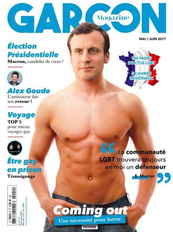 gay macron