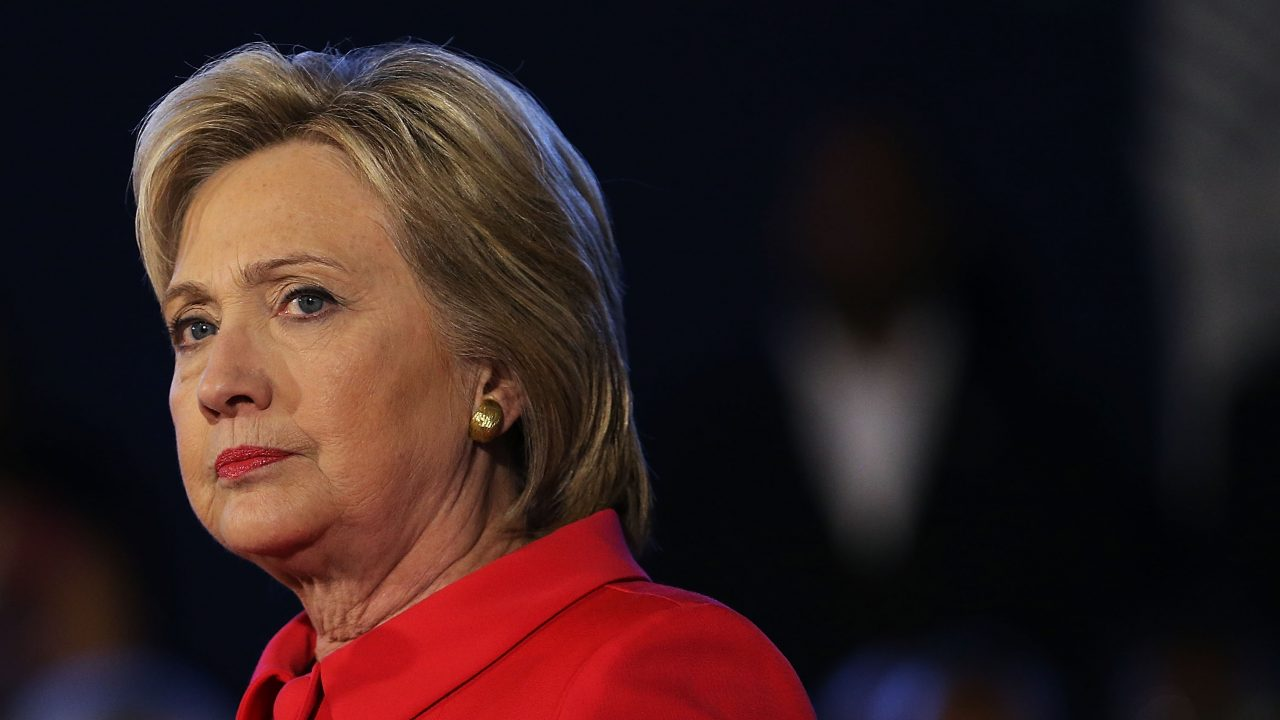 Liberal who voted for Hillary Clinton has blunt advice for her: 'Shut the f**k up and go away'