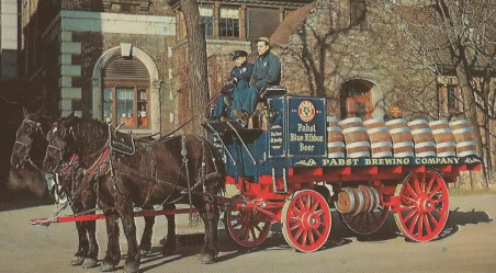 Image result for beer wagon