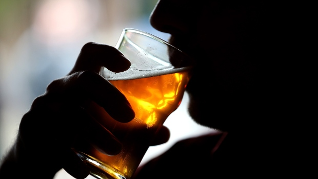There were more hospital admissions in Canada last year for alcohol-related conditions than for heart attacks, the Canadian Institute for Health Information said.