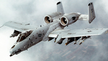 A-10 Thunderbolt II. © SRA Greg L. Davis, USAF