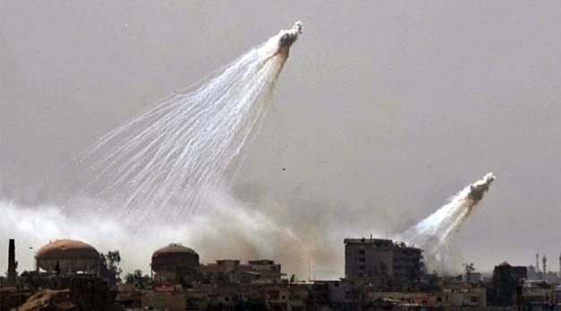 US-led coalition's white phosphorus use in Mosul 'not within int'l legal framework' – rights groups