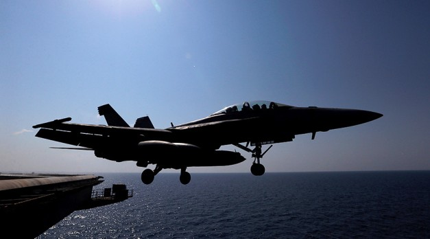 'US becoming de facto defense shield for Islamic State in Syria'