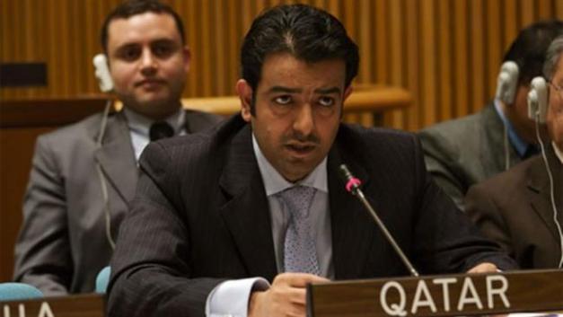 Mutlaq al-Qahtani, a senior counter-terrorism adviser to Qatar's Foreign Minister Sheikh Mohammed bin Abdulrahman Al Thani