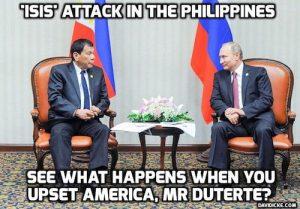 ISIS attacks Philippines