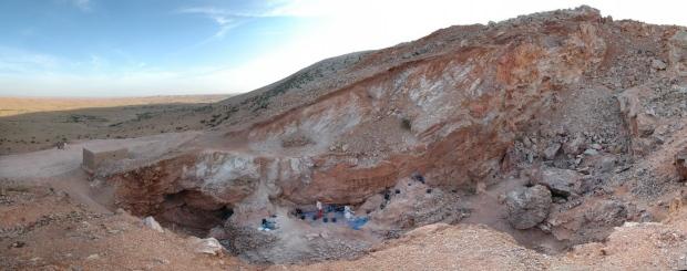 Jebel Irhoud fossils