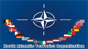 dark suits NATO terrorists