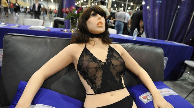 Sex robots could provide therapy and treat loneliness in care homes
