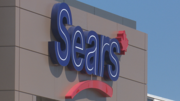 Sears Canada is facing an online backlash about not paying laid-off workers severance — at the same time it's trying to lure customers.
