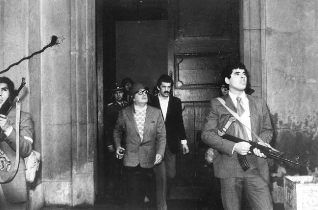 chilean president salvador allende