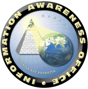 propaganda information awareness office logo