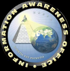 propaganda information awareness office logo