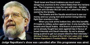 military intelligence complex ex-CIA michael schemer quote