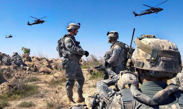 America's Invasion of Syria