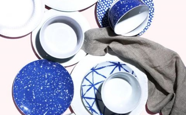 Sears Canada ad Facebook dishware