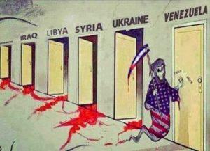 Syria Venezuela war