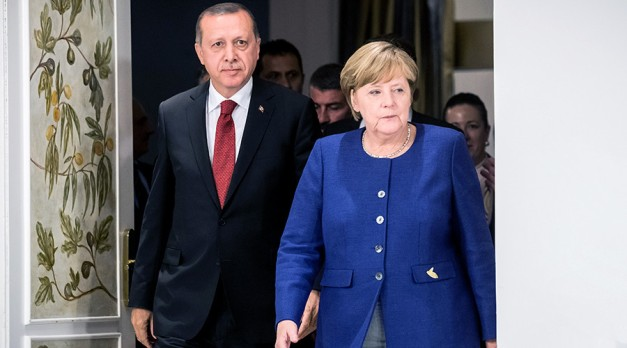 'Enemies of Turkey': Erdogan tells 'countrymen' in Germany not to vote for Merkel's party