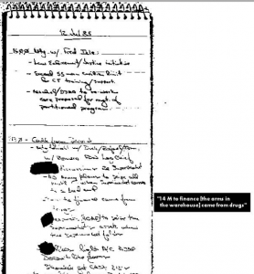 declassified files CIA drug smuggling