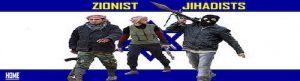 israeli-islamic terrorism zionist jihadists