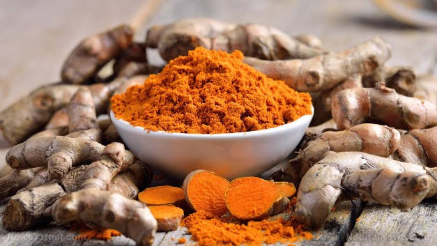 Image: Mainstream media finally starting to ask why TURMERIC isn't being promoted as a safe, affordable treatment for CANCER