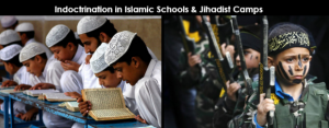 indoctrination radical islamic terrorists