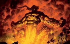 hyper-dimensional entities jinn smokeless fire