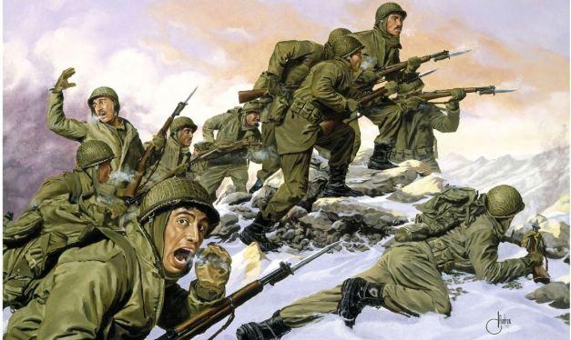 Anglo-American War Plan for North Korea