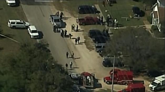 Mass shooting reported at Texas church