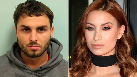 Arthur Collins and Ferne McCann © Metropolitan Police / Global Look Press