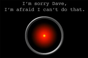 hal-9000 2001 space odyssey