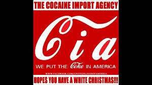 CIA cocaine import agency 1947