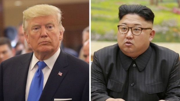U.S. President Donald Trump and North Korean leader Kim Jong-un have exchanged terse words and insults as tensions between the two nations rise.