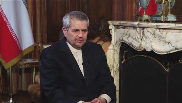Iran's Ambassador to the UN Gholamali Khoshroo